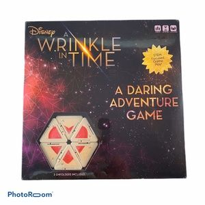 Disney A Wrinkle In Time Adventure Game